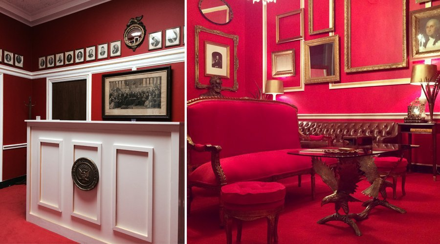 How The Designer Behind Aaron Schock's Office Caught The Attention
