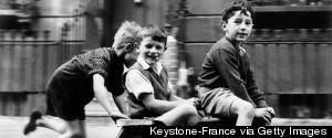 CHILDHOOD 1950S