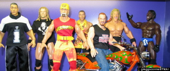 wwe action figures