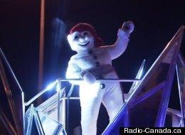 Premier défilé de nuit du Carnaval de Québec