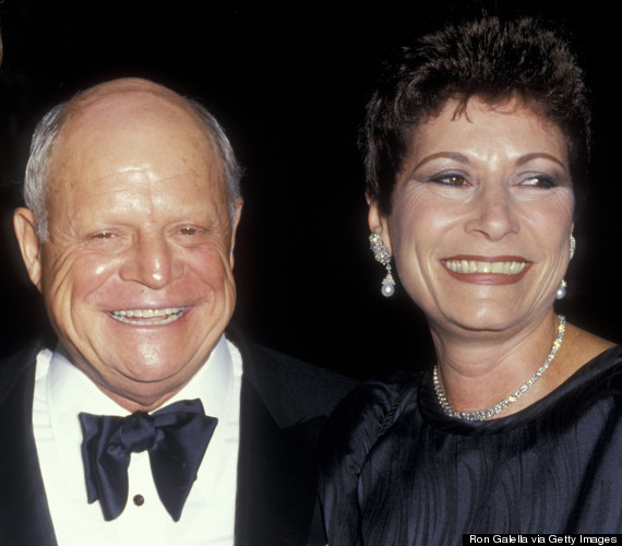 don rickles and his wife
