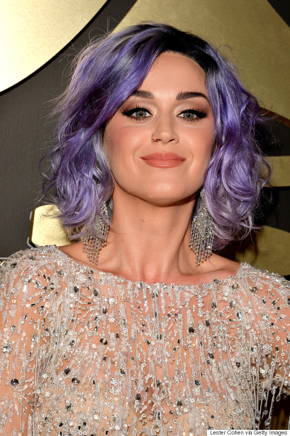 Katy Perry's Grammy 2015 Dress 'Shines Bright Like A ... Katy Perry