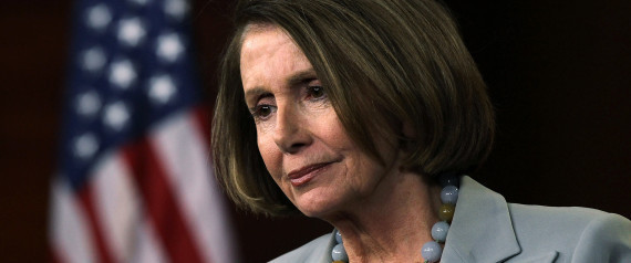 NANCY PELOSI HOSPITALIZED