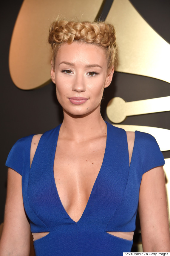 iggy azalea grammy awards
