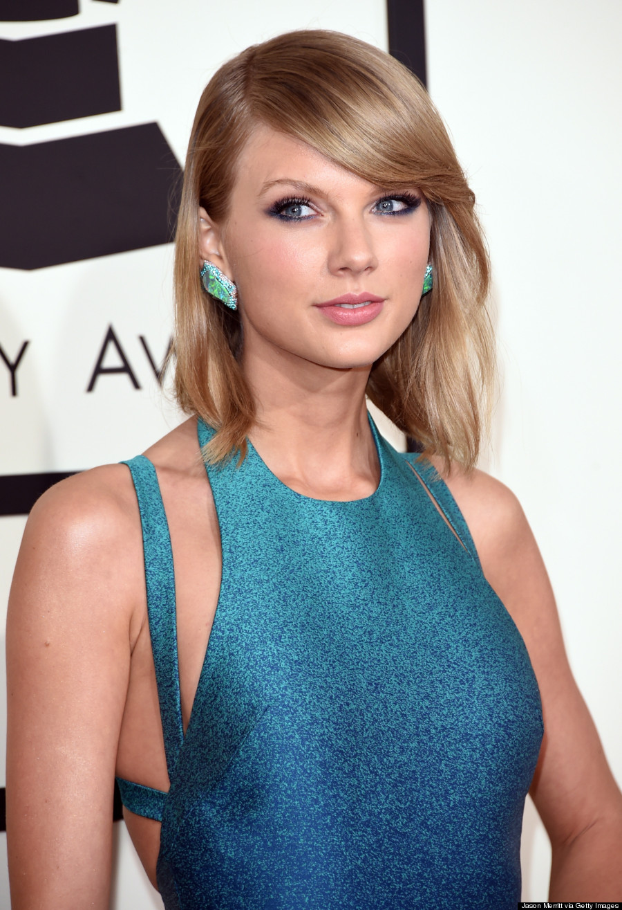 Taylor Swift U0026 39 S Grammys 2015 Dress Would Make The Little