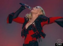 Madonna Takes The Grammys Stage By Storm