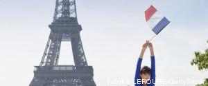 FLAG EIFFEL TOWER