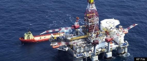 DEEPWATER OIL EXPLORATION US GULF