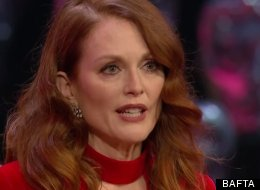 Julianne Moore Proved She Was The Classiest Of This Year's BAFTA Winners