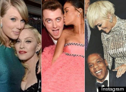 Here's What Really Went On Backstage At The Grammys...
