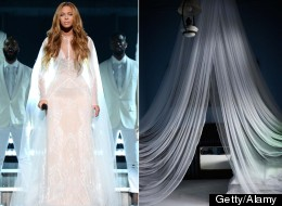 8 Things That Remind Us Of Beyonce's 'Angel' Dress