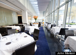 A New Chef At The Modern In NYC Keeps The Flame Bright
