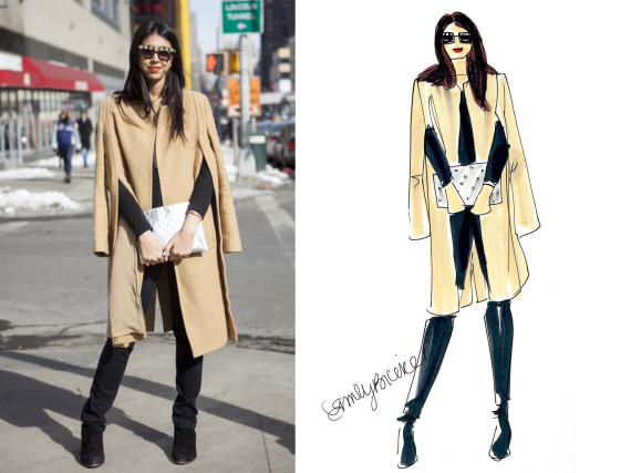 Chic sketch fashion app will turn your photos into custom for Custom dress shirts app