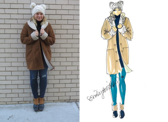 Chic Sketch Fashion App Will Turn Your Photos Into Custom