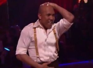 Hines Ward Dancing