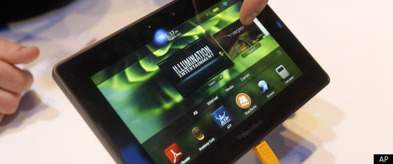 BLACKBERRY PLAYBOOK PRICE RELEASE DATE