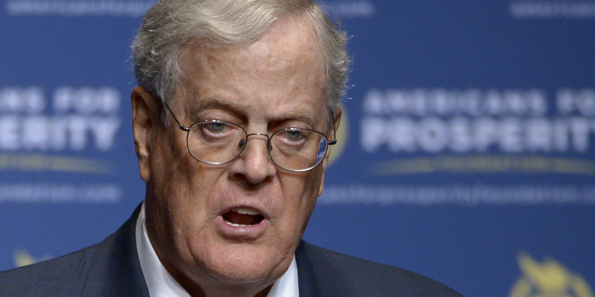 Inside the koch campaign to reform criminal justice huffpost for Charles und david koch