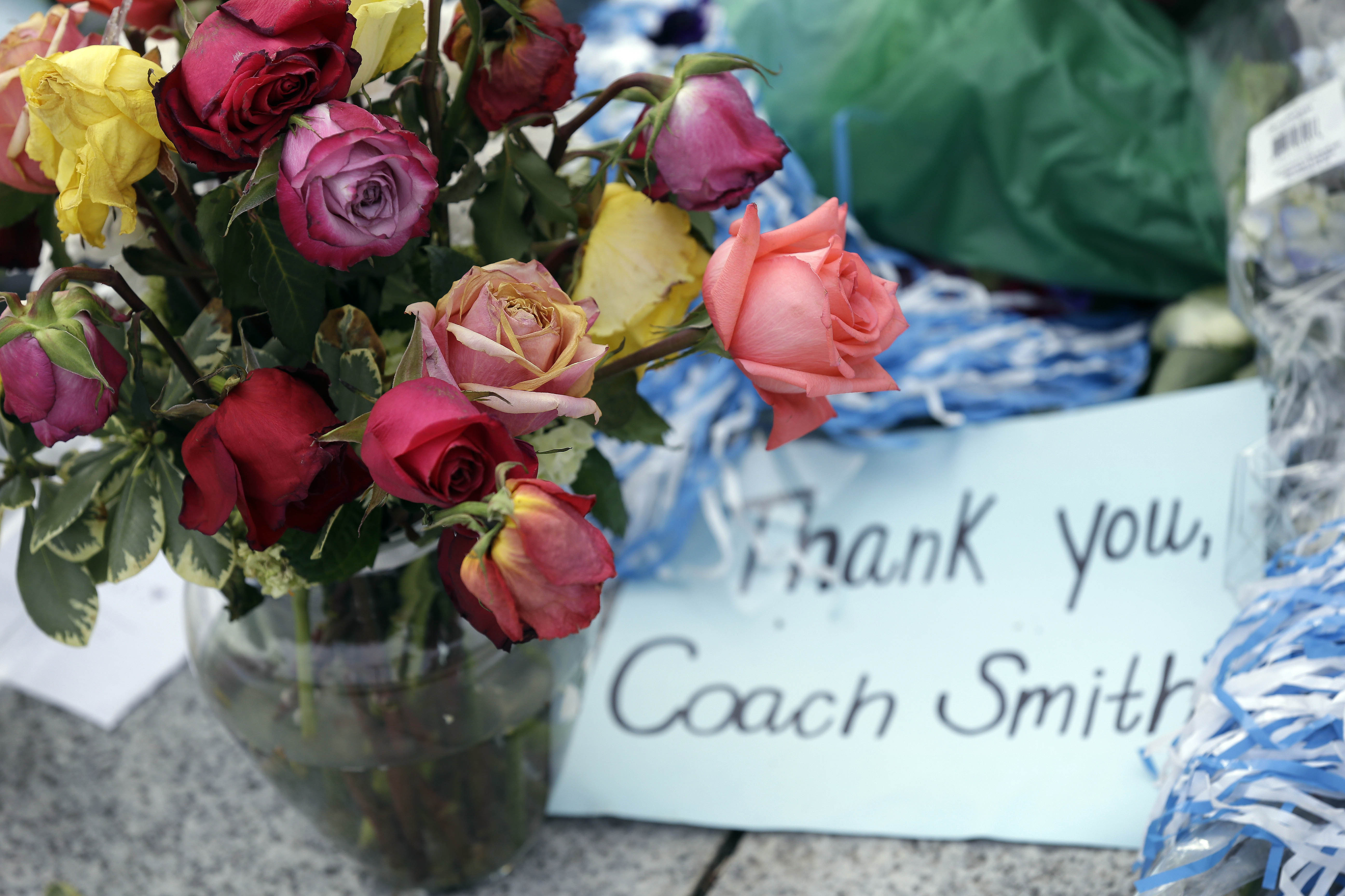 thank you coach smith