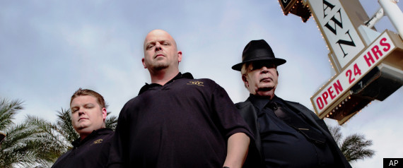 Corey 'Big Hoss' Harrison Arrested: 'Pawn Stars' Co-Star Cited