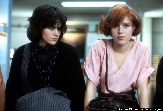 molly ringwald the breakfast club
