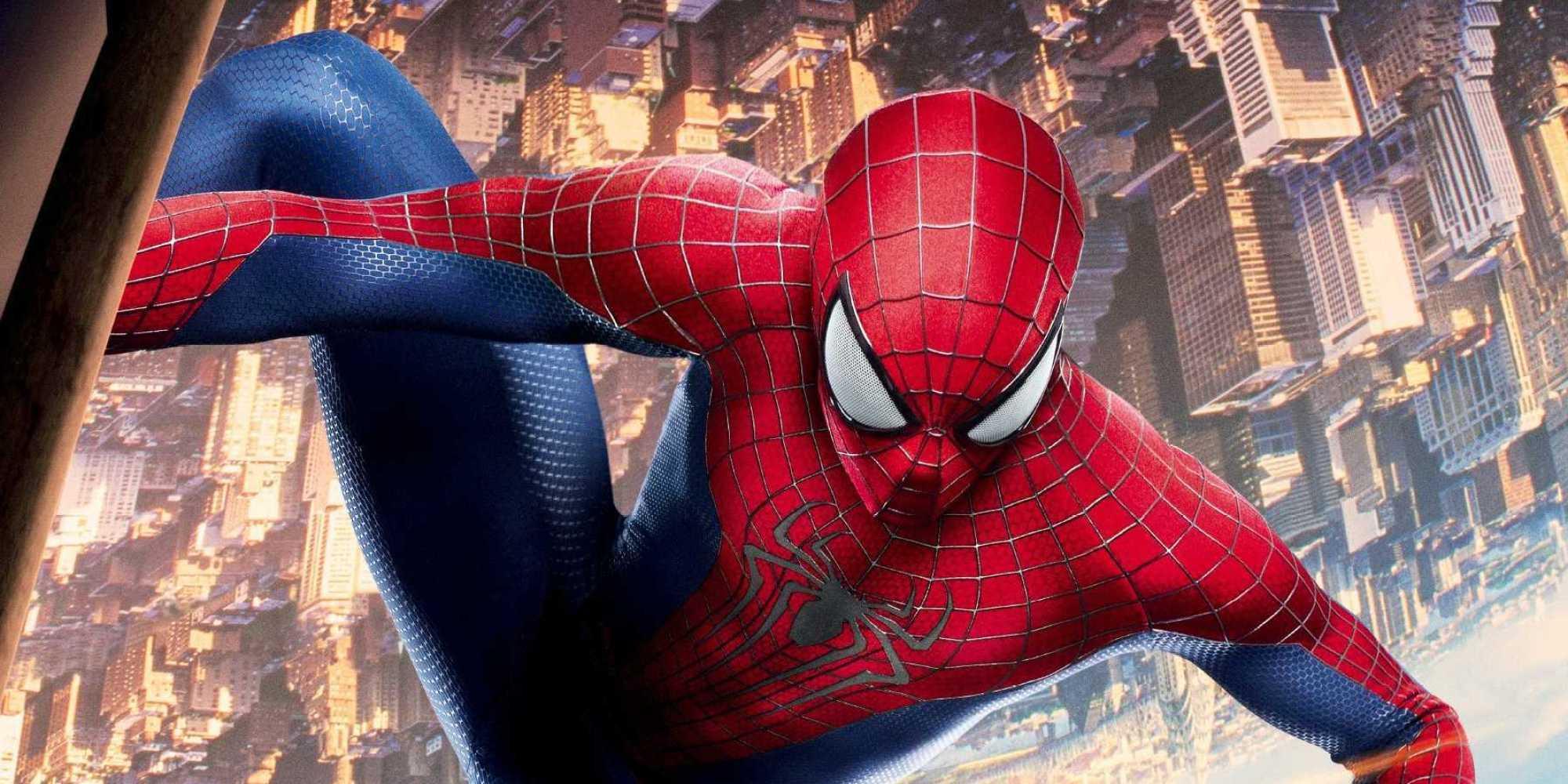 Marvel Studios Spider Man Movie Make New Spider-man Movie