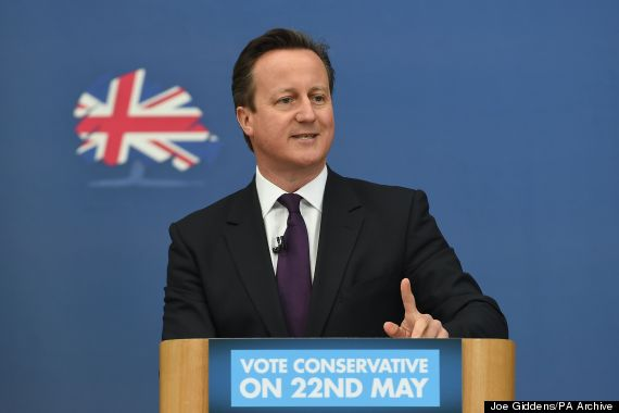 conservatives david cameron
