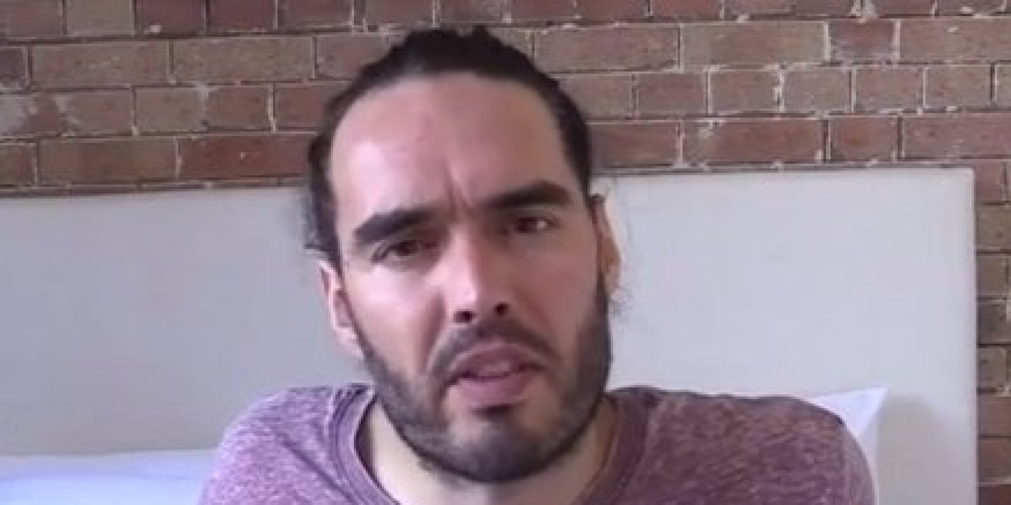 Caught Live: Russell Brand For Teenage Cancer Trust