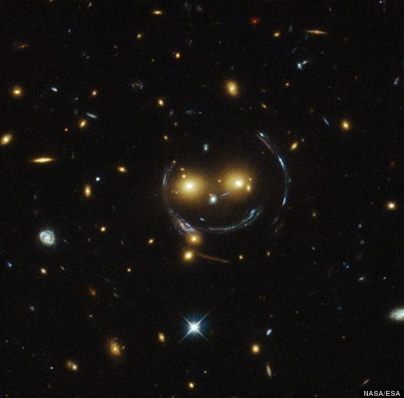 smiley face galaxy