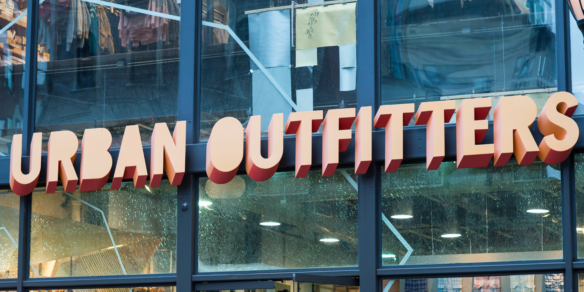 Urban Outfitters Under Fire For Tapestry Reminiscent Of Uniforms Worn By Gay Nazi Prisoners
