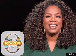 Oprah Announces New Book Club 2.0 Pick