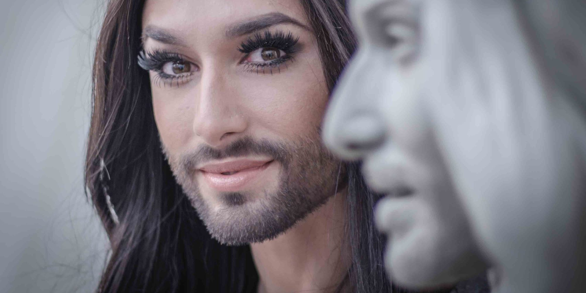 Eurovision Song Contest Winner Conchita Wurst Meets Her Madame ...