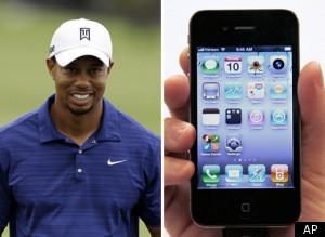 Tiger Woods App