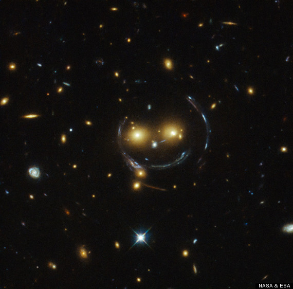 smiley face space