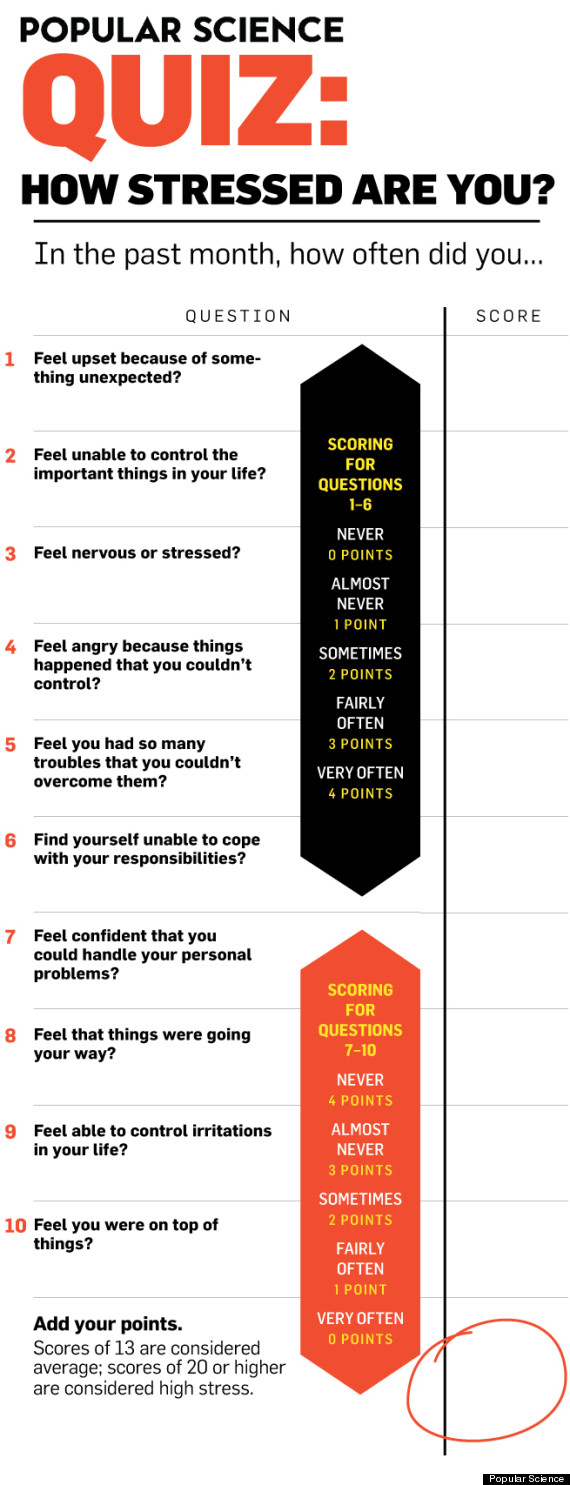burnout quiz
