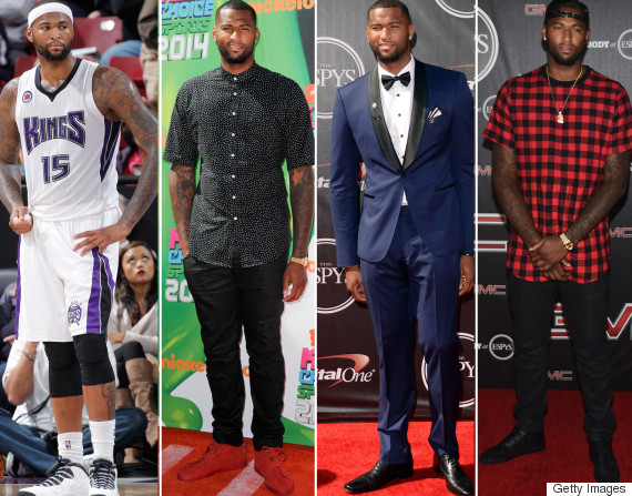 NBA Players To Compete On The Catwalk During This Season's ...