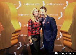 Véronique Cloutier et Éric Salvail animeront le 30e Gala des Prix Gémeaux