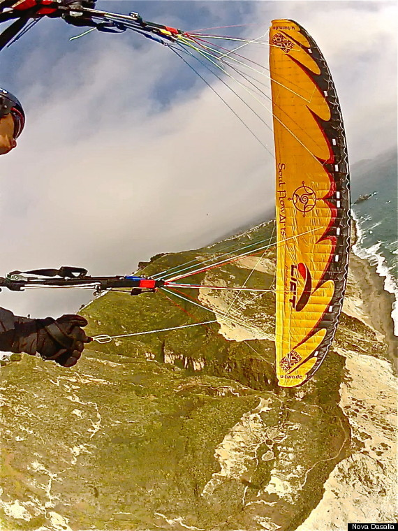 How A Paragliding Accident Completely Changed This Man's Perspective