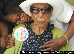 Bacon-Eating, Lingerie-Wearing 115-Year-Old Is The World's New Oldest Person