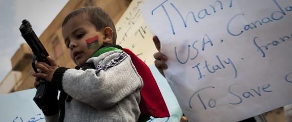 LIBYA INTERVENTION