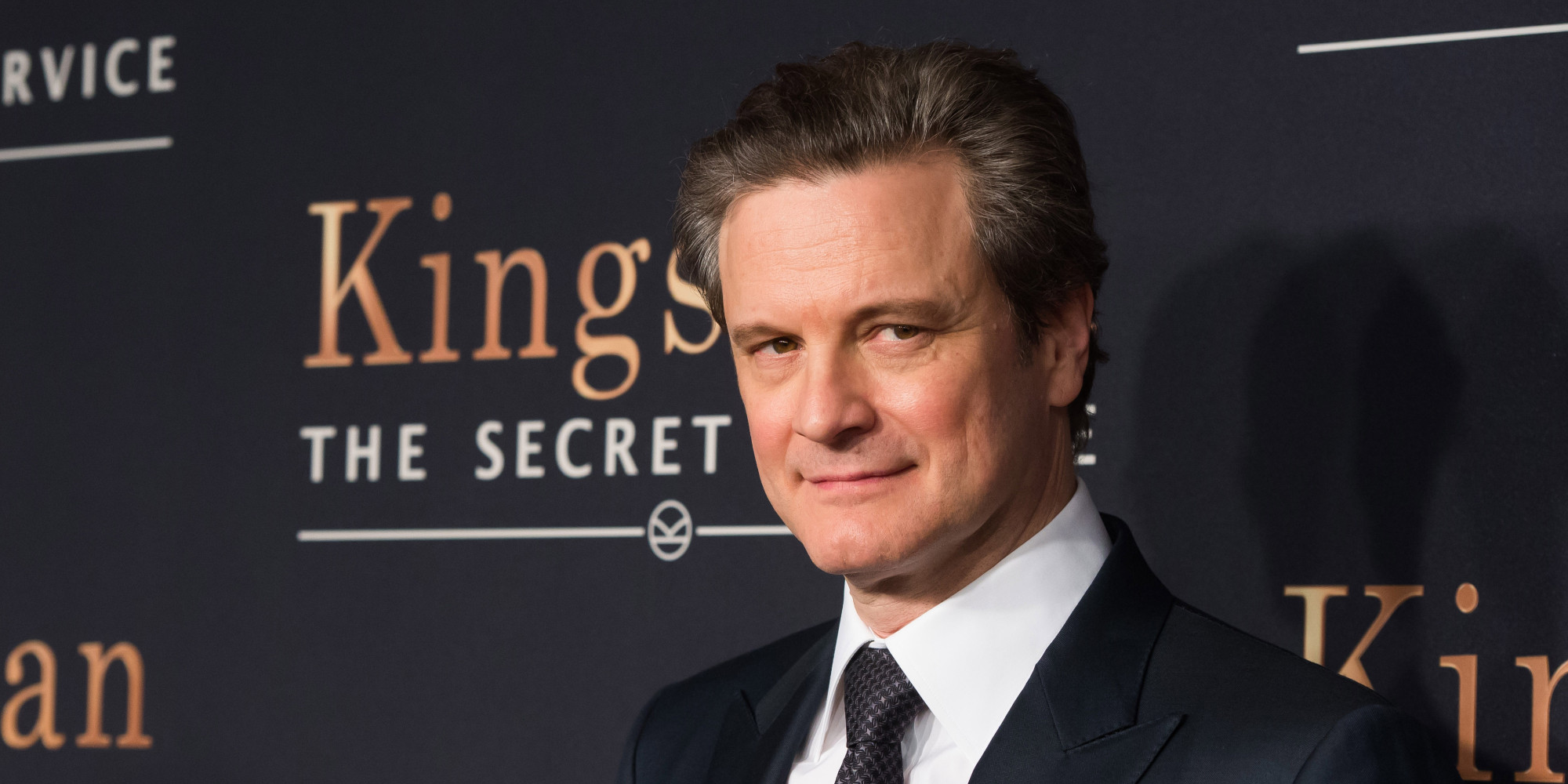 Colin Firth Doesn't Th...