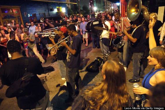 frenchman street