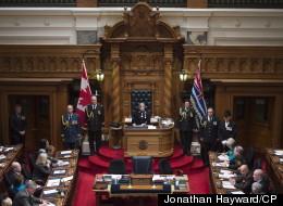 B.C. Throne Speech Lacks Bold LNG Predictions