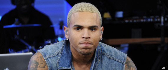 Chris Brown Good Morning America
