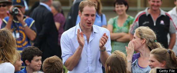 Prince William Australia