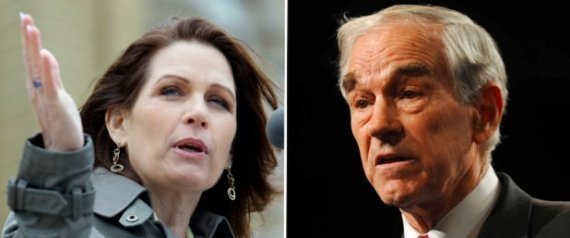 RON PAUL MICHELE BACHMANN PUBLIC SCHOOL