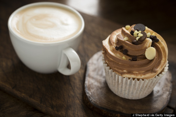 chocolate and coffee