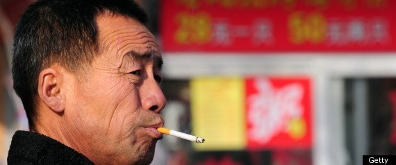 China Smoking Ban