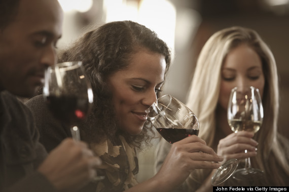 friends wine
