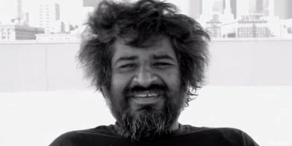 """Die Dusche Kurzfilm : Ein Obdachloser vor seinem Haarschnitt f?r das Youtube Video """"What's"""
