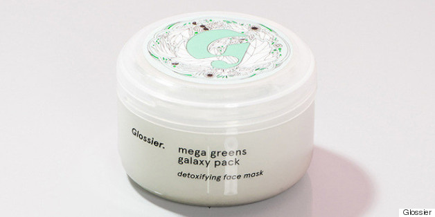 glossier mega greens galaxy pack mask